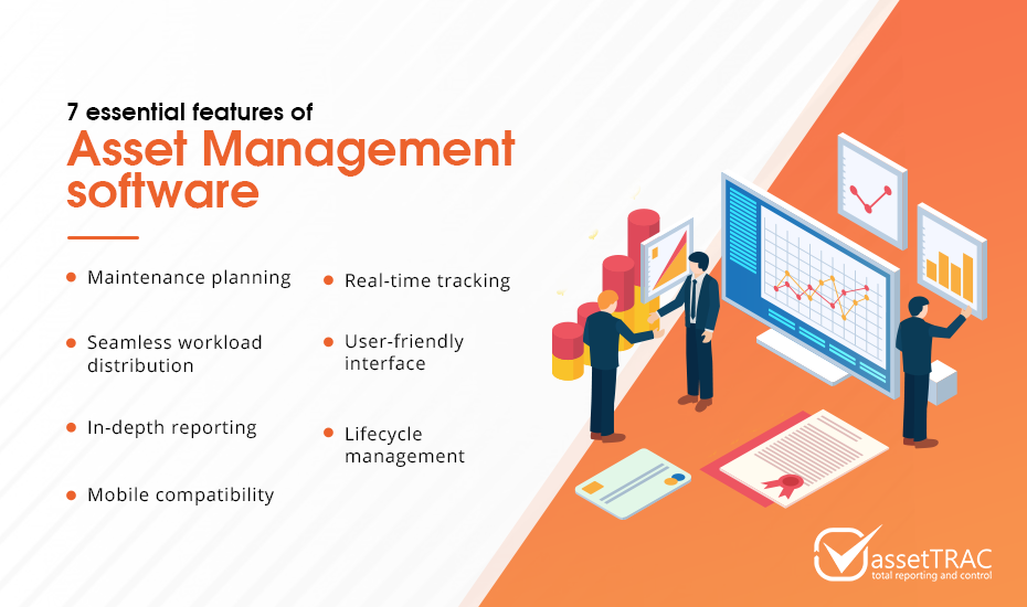 7 Essential Features of Asset Management Software