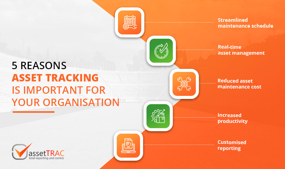 5 Reasons Asset Tracking is Important for Your Organisation